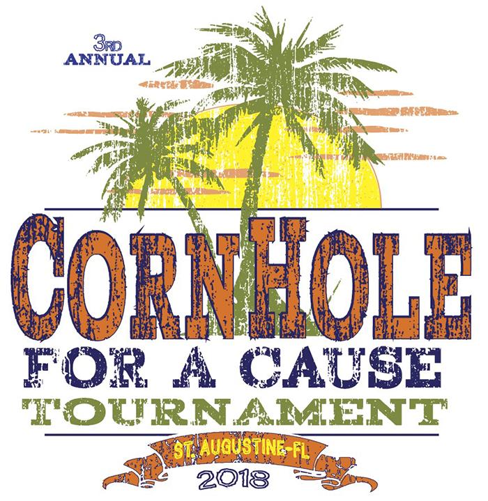 Cornhole 2018 Logo